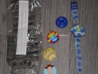 Toy story watch with interchangable faces