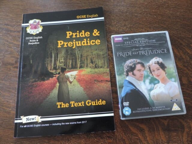 Grade 9-1 GCSE English Pride and Prejudice Text Guide and DVD | in Ipswich,  Suffolk | Gumtree