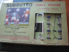 SUBBUTEO 1960'S CONTINENTAL DISPLAY EDITION BOXED.