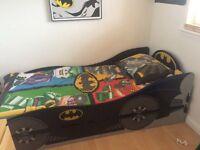 Cool Batman themed single bed