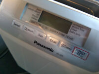 Panasonic SD-255 Bread Maker Machine - Immaculate, Hardly Used