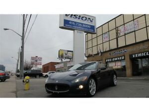 2011 Maserati Gran Turismo S S Trim/PININFARINA LEATHER/BACK UP