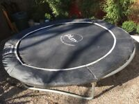 Plum Trampoline to go to new home for lots of fun