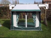Bradcot Portico Awning