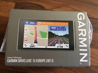 garmin driveluxe 51 europe lmt-d Free lifetime maps and traffic