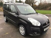 Fabulous Value LPG Offically Converted 2014 7 SEATER Doblo 1.4 MyLife MPV 61000 Miles Stop Start