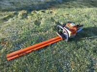 STIHL HS45 HEDGETRIMMERS