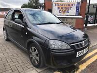 Vauxhall Corsa 2005 84,000 Full 12 months MOT, runs and drives fine.