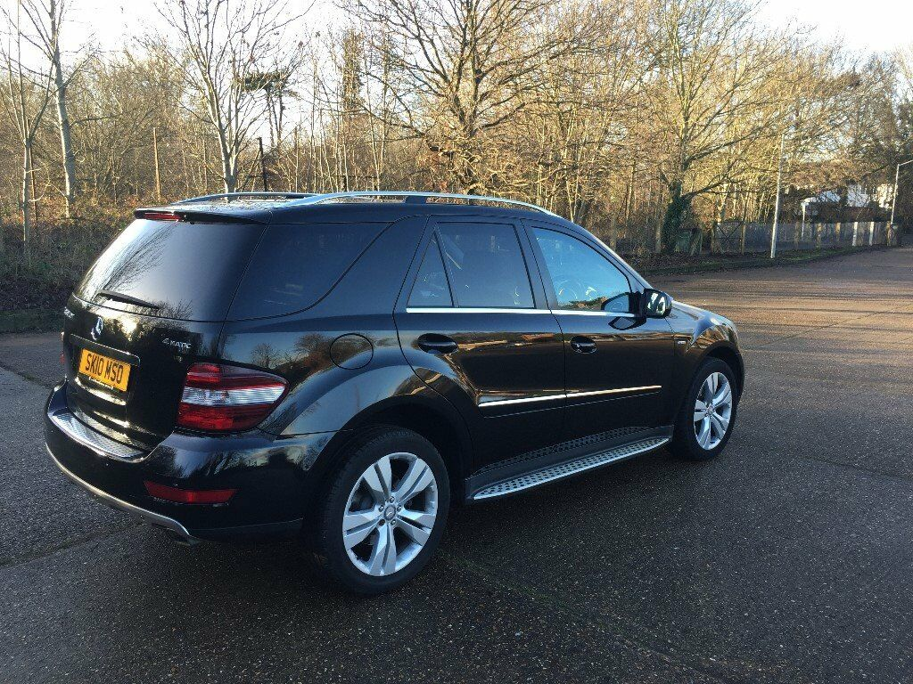 2010 mercedes ml 350 cdi blueefficiency sport 4x4 in. Black Bedroom Furniture Sets. Home Design Ideas