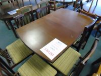 Extending Dining Table & 6 Chairs - Special Offer