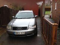 2005 Audi A6 Estate 1.9 diesel