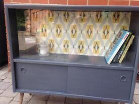 Small retro cabinet