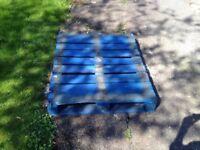 Wood pallet free