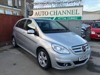 Mercedes-Benz B Class 2.0 B180 CDI SE CVT 5dr £4,895 p/x welcome FREE WARRANTY, NEW MOT