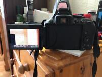 Nikon DSLR D5300 camera