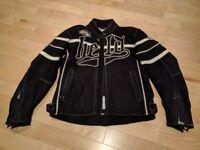 Held Aras Leather Jacket - Size 56