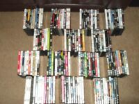 145 assorted dvds see pics for titles,
