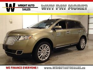 2013 Lincoln MKX | LEATHER| AWD| NAVIGATION| SUNROOF| 119,619KMS