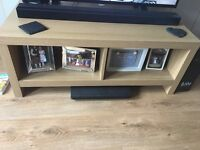 Tv cabinet and Nest of Tables