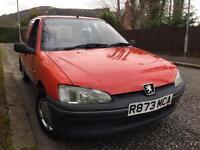 1997 Peugeot 106 1.1 XN 5 door, MOT Sep