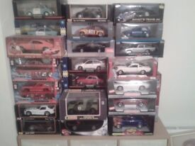 1:18 model car collection MINICHAMPS FORD COSWORTH MK1 ESCORT/CAPRI ERTL