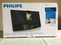 Phillips docking system AD700/05 for use with older type ipod