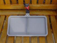 Octopus fishing seat box accessory - Shallow Bait Bowl