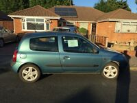 Ideal first car. Renault Clio Extreme 1.2