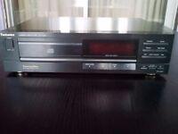 Metro Vintage Technics SL-PJ26A Single Compact Disc CD Player Home Audio
