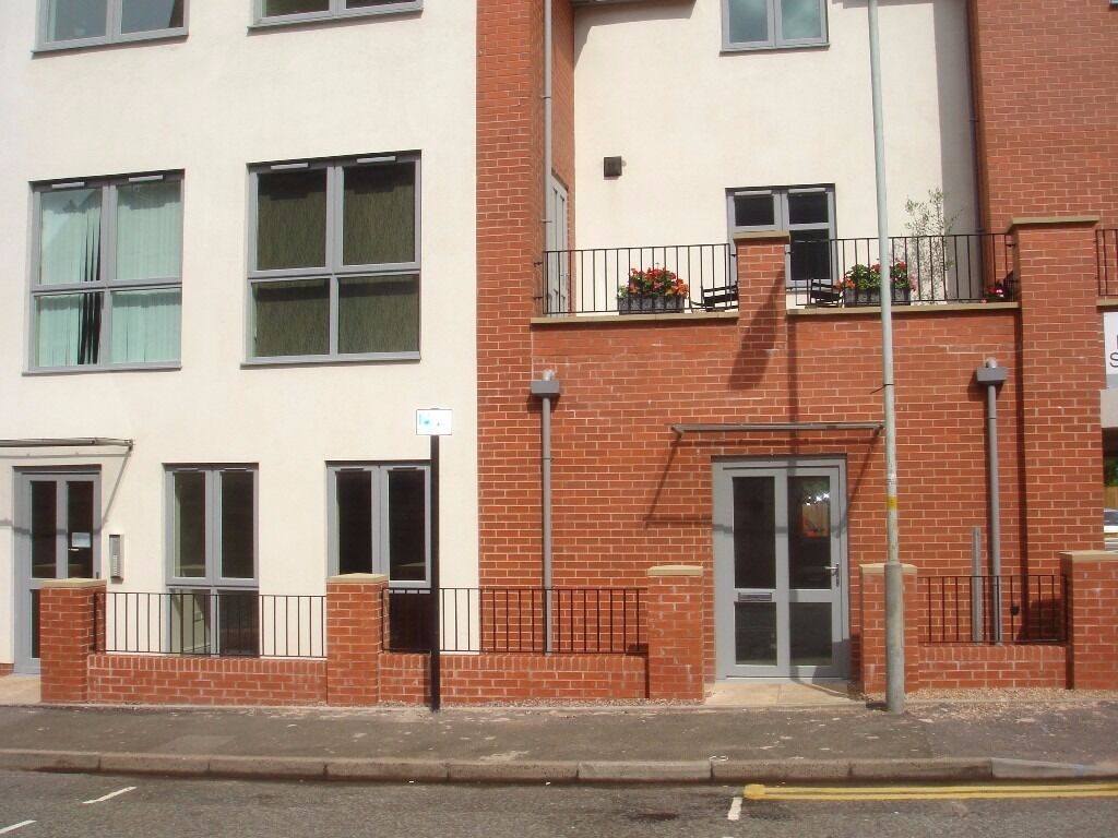 Excellent City Centre Modern Office with Parking on one months notice