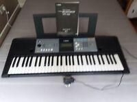 Yamaha PSR E233 Digital keyboard.