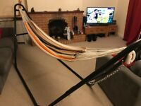 A fantastic new and unused Double Garden Hammock by BHO