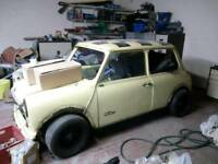 Mini project runner