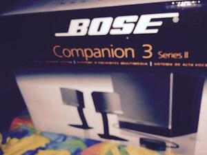 Bose surround