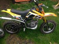 Mini dirt bike 50cc