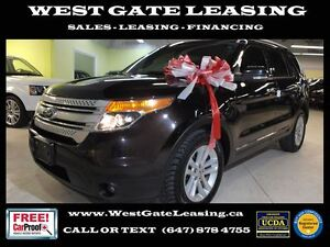 2013 Ford Explorer CAMERA | LEATHER | 0% FINANCE |