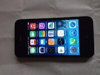 iphone 4, 8gb, black, on vodafone,