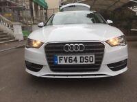 Audi A3 Hatchback Diesel White