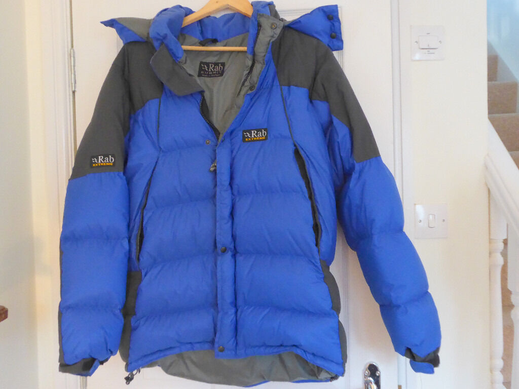 Men's RAB Extreme Down Jacket | in Borrowstounness, Falkirk | Gumtree