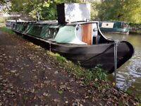 50ft Narrowboat 1978 Dartline Cruiser