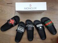 💚 mens desighner sandels 💚