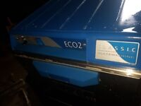 Eco2 glasswasher