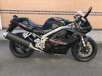 1998 Triumph Daytona T595 Sports Bike Low Mileage