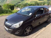 Corsa Ecoflex Diesel 1.3 with full 12 months MOT and FULL SERVICE HISTORY
