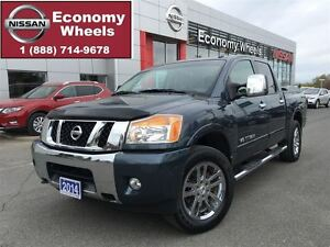 2014 Nissan Titan SL - LEATHER - NAVI - SUNROOF