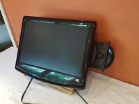 17 inch TV/DVD player with wall fixings