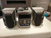 Sony HCD-RXD8S Hi Fi System in good condition