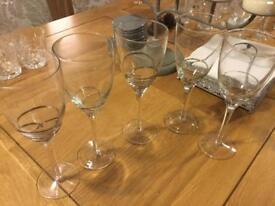 10 glasses