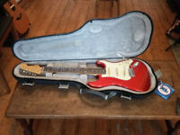 1962 Fender Stratocaster Re-Issue - Including Flight Case and Tremolo Bar