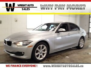 2013 BMW 3 Series 320| XDRIVE| LEATHER| BLUETOOTH| 59,275KMS